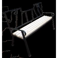 Скамейка для дачи №7