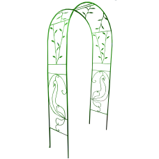 Арка садовая для дачи №4