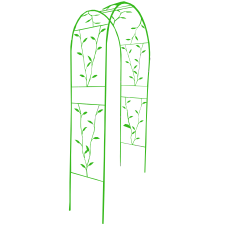 Арка садовая для дачи №5