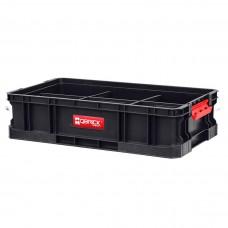 Ящик для инструментов Qbrick System TWO Box 100 Flex, черный