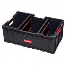 Ящик для инструментов Qbrick System ONE Box Plus, черный