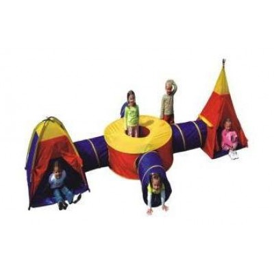 Игровой лабиринт с тоннелями 7в1, арт.8905 фото
