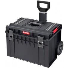 Ящик для инструментов Qbrick System ONE Cart Technik, черный