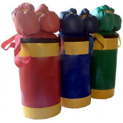 Набор боксерский детский № 2 с перчатками для ДСК