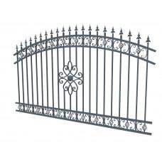 Забор кованый ЗО1