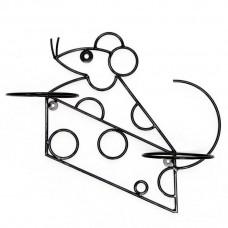 Настенная подставка для цветов Крыса НГ16