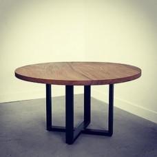 Столик обеденный круглый СМ20 Loft