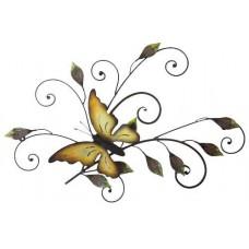Вешалка Бабочка кованая ВШ16