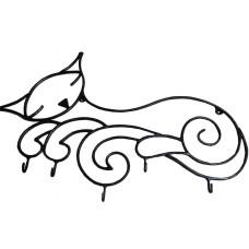 Вешалка Кошка ВШ20