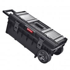 Ящик для инструментов Qbrick System ONE Longer Technic, черный