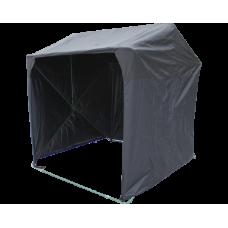Палатка торговая Кабриолет 1.5 X 1.5 (быстроразборная) черный