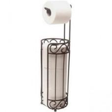 Напольный держатель туалетной бумаги с элементами Н7