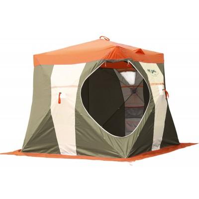 """Палатка для зимней рыбалки """"Нельма Куб 2"""" фото"""