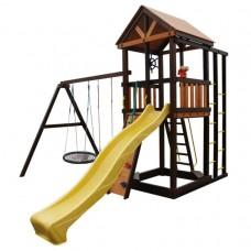 """Детский игровой комплекс Perfetto sport """"Sanremo"""" с качелями """"Oval"""""""