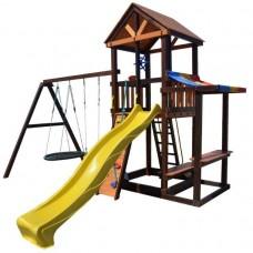 """Детский игровой комплекс Perfetto sport """"Verona"""" с качелями """"Oval"""""""