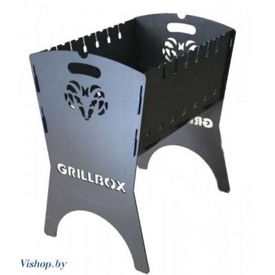 Мангал Grillbox (Hunter) без перегородки фото