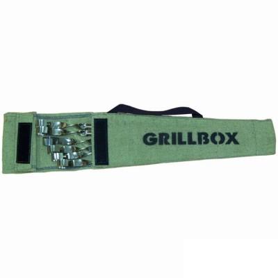 Шампуры Grillbox в чехле