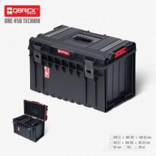 Ящик для инструментов Qbrick System ONE 450 Technik, черный