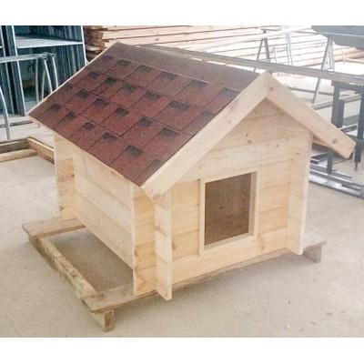 Будка деревянная