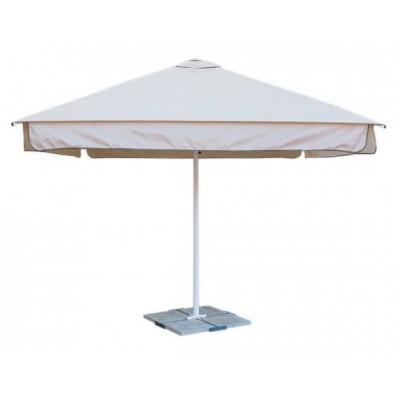 Зонт торговый квадратный Митек 2.5Х2.5 фото