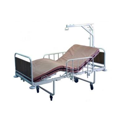 Кровать медицинская 3-секционная «Здоровье-3» с336м фото