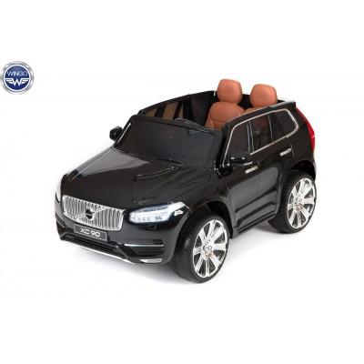 Детский электромобиль Wingo Volvo XC90 LUX (Лицензия) черный фото