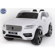 Детский электромобиль Wingo Volvo XC90 LUX (Лицензия) белый