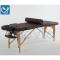 Складной массажный стол ErgoVita Classic (коричневый)