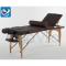 Складной массажный стол ErgoVita Classic Plus (коричневый)