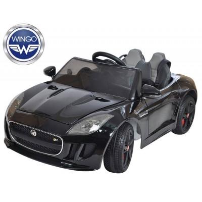 Детский электромобиль Wingo JAGUAR F-TYPE LUX фото