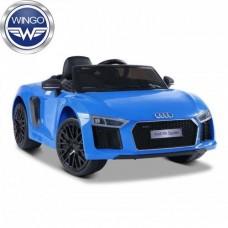 Детский электромобиль Wingo AUDI R8 spider LUX