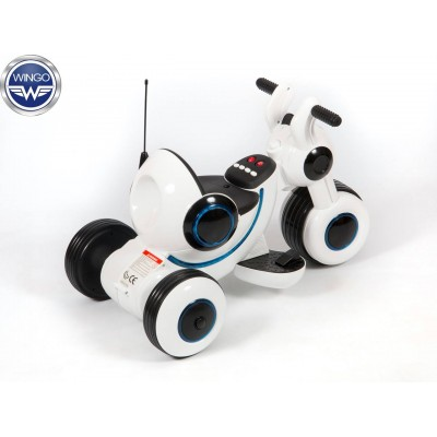 Детский электромотоцикл Wingo MOTO Z LUX