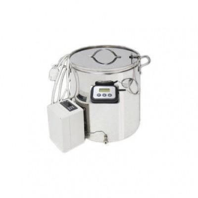 Сыроварня Bergmann 30 литров c ТЭНом и Автоматикой фото