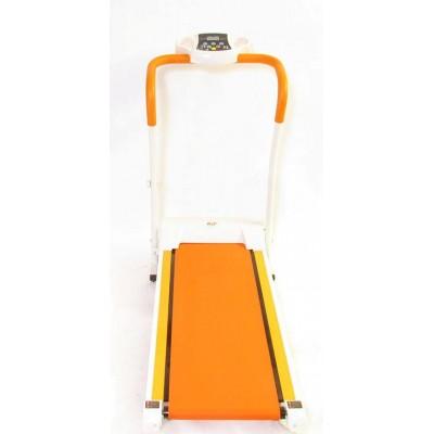 Электрическая беговая дорожка RS 106 D (оранжевая) фото