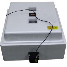 Инкубатор Несушка с цифровым терморегулятором 104 яйца автопереворот гигрометр с вентиляторами