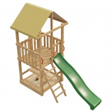 Детская деревянная площадка 2-й Элемент
