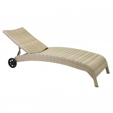 Шезлонг WICKER, Garden4you 11759