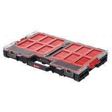 Ящик для инструментов Qbrick System ONE Organizer L, черный