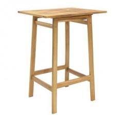 Барный стол Finlay 74x56xH98cм, акация, Garden4you 13176