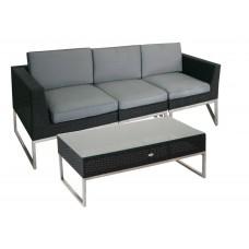 Комплект мебели STEEL, Garden4you 1362+13621+13622, 13625
