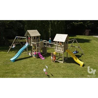 Детская игровая площадка Blue Rabbit Кидпарк