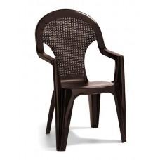 Пластиковый стул Keter Santana (Сантана), Нидерланды
