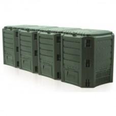 Компостер садовый модуль Compogreen 1600Л (Зелёный)