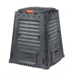Компостер KETER Mega Composter 650 л, черный