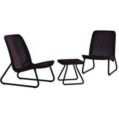 Комплект мебели для отдыха Keter Rio Patio set (Рио Патио Сэт) фото