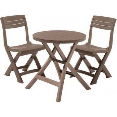 Комплект складной мебели Bistro duo set (Бистро Дуо Сэт) фото