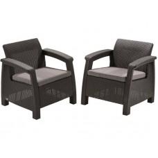 Комплект мебели Keter Corfu duo set