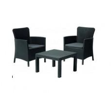 Комплект мебели для отдыха Keter Salvador balcony set (Сальвадор Сэт)