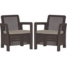 Комплект мебели Keter Tarifa 2 chairs (2 кресла)