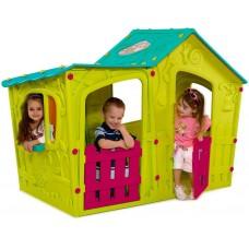 Детский садовый домик KETER MAGIC VILLA HOUSE